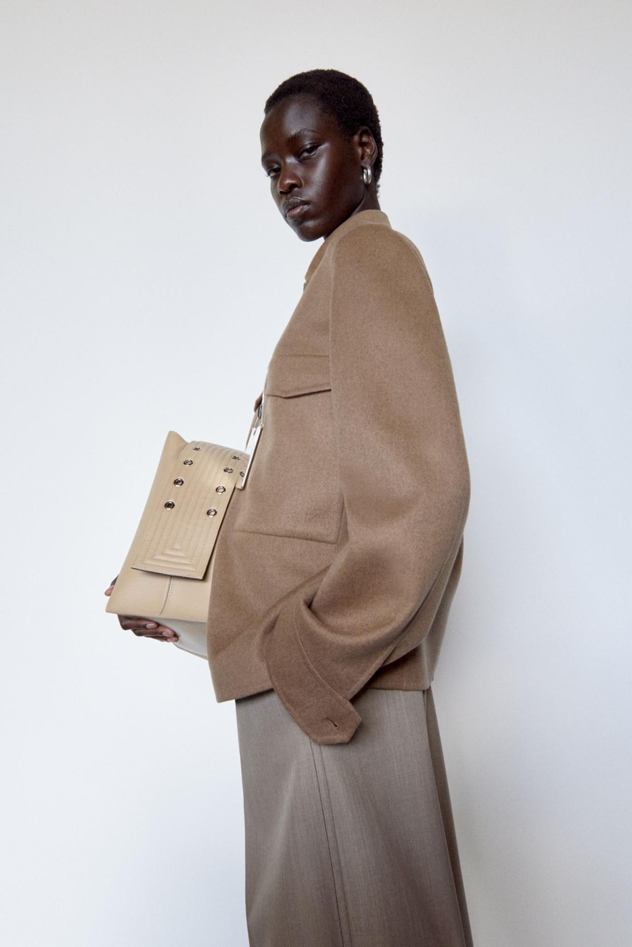 Jil Sander - легкая полупрозрачная рубашка - для женщин - Шелк ...   1919x1280